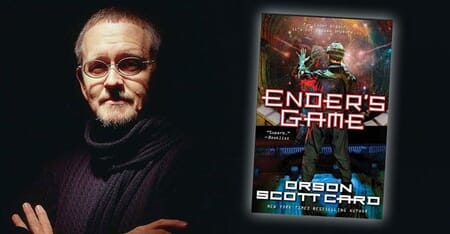 Enders Game Book Series by Orson Scott Card Picture