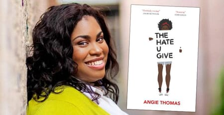 The Hate You Give PDF Book by Angie Thomas Image