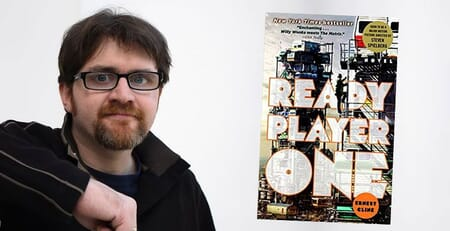 Ready Player One Book by Ernest Cline Picture