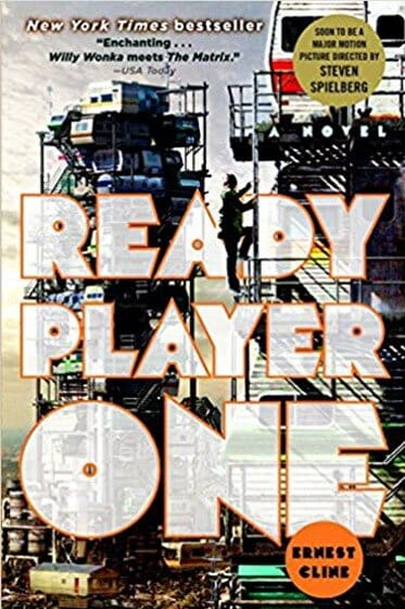 Ready Player One Book Cover Image
