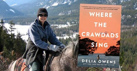 Where The Crawdads Sing by Delia Owens Picture